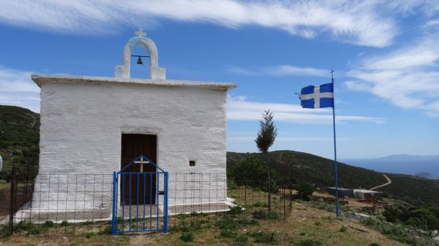 One of the many chapels along the way - 1