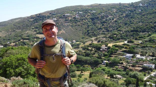In the hills above Batsi - 1