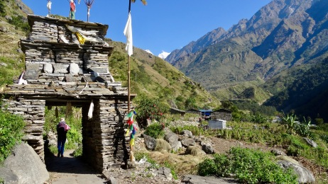 Manaslu, Tsum Valley, Nar-Phu, and Annapurna - 32