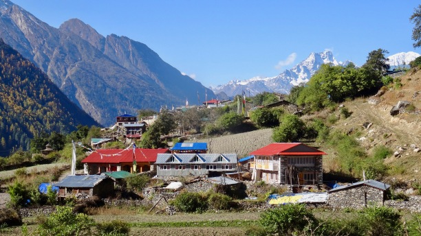 Manaslu, Tsum Valley, Nar-Phu, and Annapurna - 74