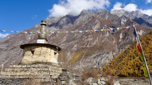Manaslu, Tsum Valley, Nar-Phu, and Annapurna - 96